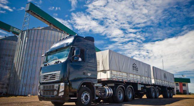 Safra maior, mais demanda por transporte – IBGE prevê safra de grãos 31,1% maior que em 2016.