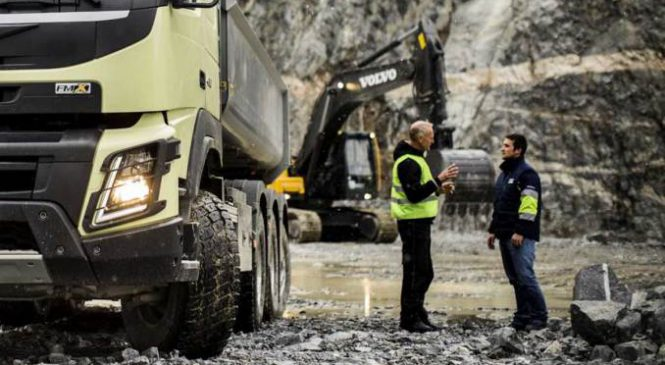 Continental lança pneu para aplicação em mineração