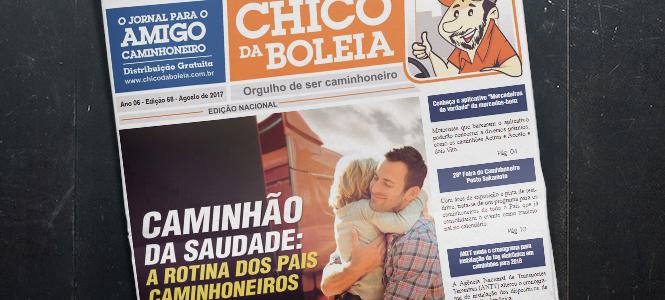 68ª Edição Nacional – Jornal Chico da Boleia
