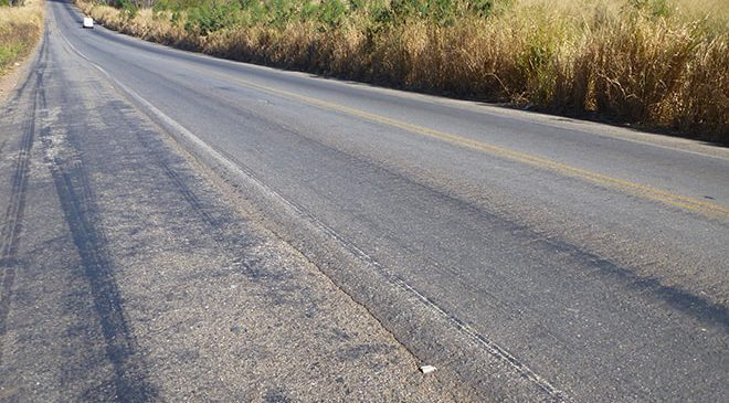 Dnit assume manutenção do pavimento e da sinalização da BR-153