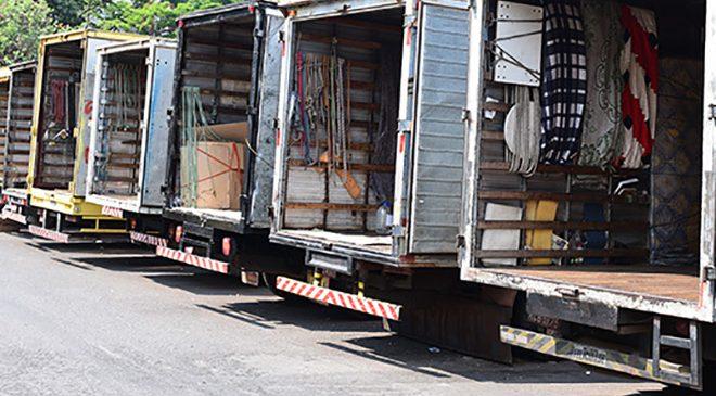 Setor de transporte e logística volta a fechar vagas em junho de 2017