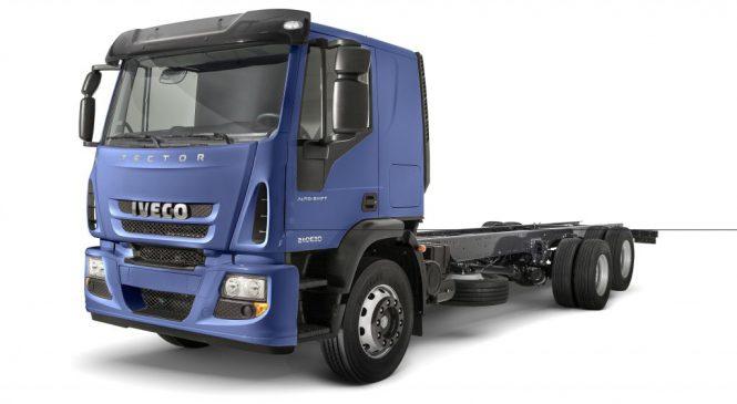 Iveco lança Tector Auto-Shift