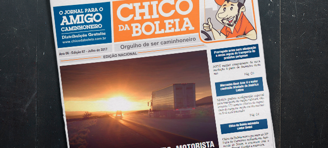 67ª Edição Nacional – Jornal Chico da Boleia