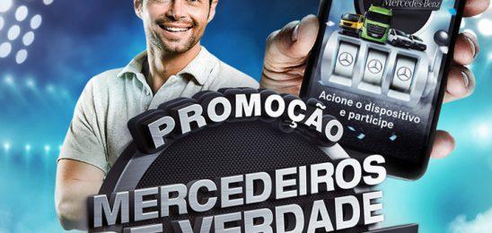 Aplicativo Mercedeiros de Verdade agita os caminhoneiros brasileiros