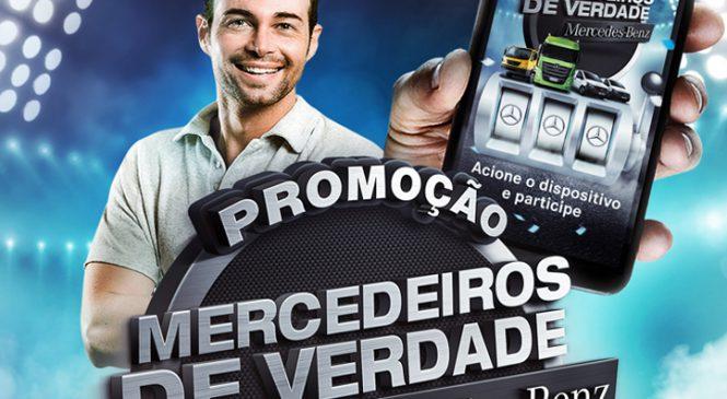 Mercedes-Benz lança aplicativo inédito para conectar os motoristas de todo o Brasil