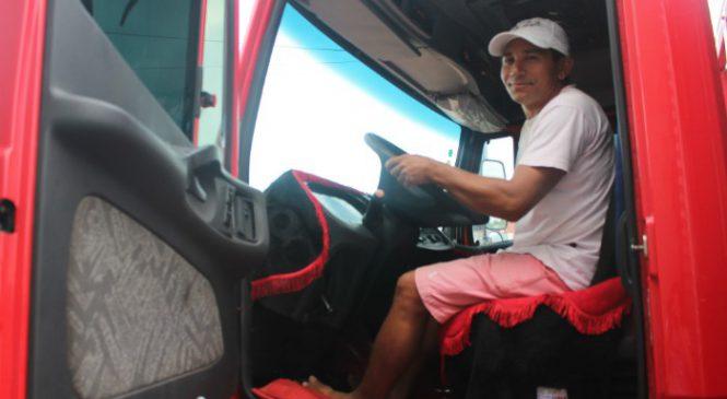 Especial Itabaiana 129 anos: conheça a história do caminhoneiro Romualdo e o seu amor pela vida nas estradas
