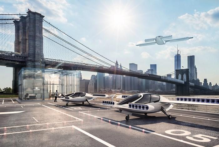 A Lilium quer trazer mais uma opção de transporte particular voador