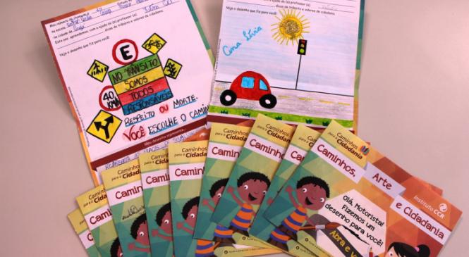 Programas do Instituto CCR realizam diversas atividades pela Semana Nacional de Trânsito!