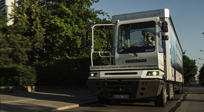 Caminhão elétrico que usa Allison para aumentar produtividade estreia no segmento de até 65 t de PBT