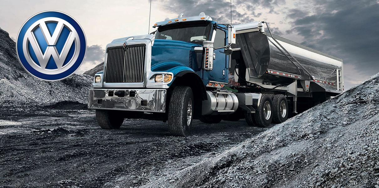 Navistar e Volks lançarão caminhão elétrico conectado à web