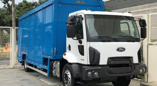 Ford Caminhões lança o novo Cargo 1719 orientado para o segmento de bebidas
