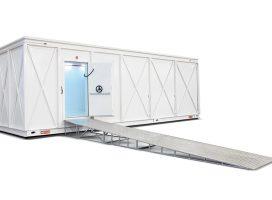 Truckvan cria Departamento de TI e produz Contêiner Data Center
