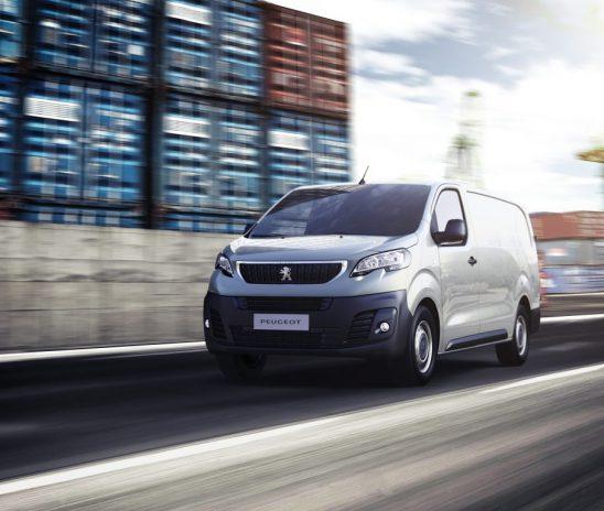 Peugeot apresenta comercial leve Expert