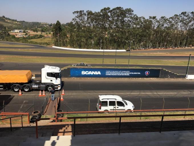 Em evento voltado para jornalistas, Scania antecipa novidades da FENATRAN