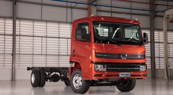 Nova família VW Delivery inova em materiais para economia de combustível