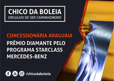 [VÍDEO] Concessionário Araguaia conquista prêmio Diamante pelo Programa StarClass