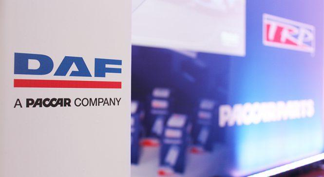 DAF investe no Pós-Venda visando satisfação dos clientes e maior valor de revenda dos seus caminhões