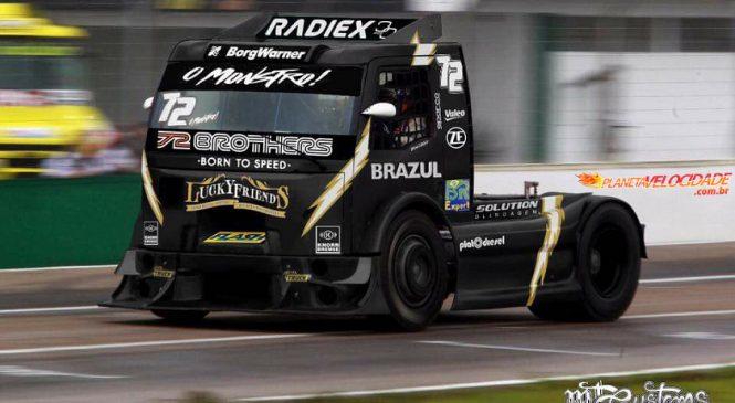 Djalma Fogaça apresenta sua nova marca e novo layout de seu truck