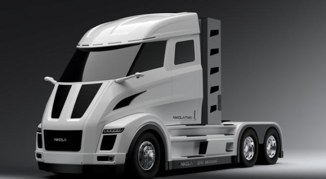 Wabco investe US$ 10 milhões nos caminhões elétricos da Nikola