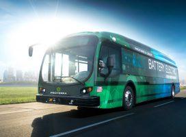 Ônibus elétrico americano bate record de autonomia rodando mais de 1700km