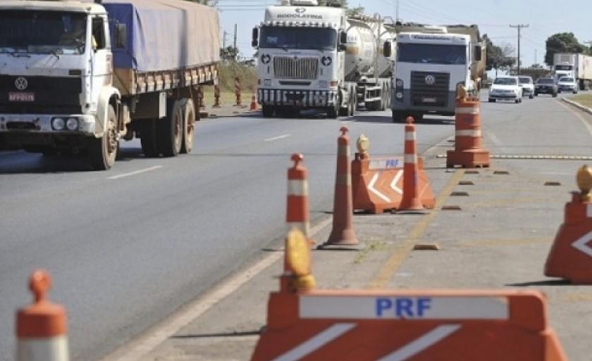 Uso de drogas é confirmado em exames de 16 caminhoneiros em Três Lagoas