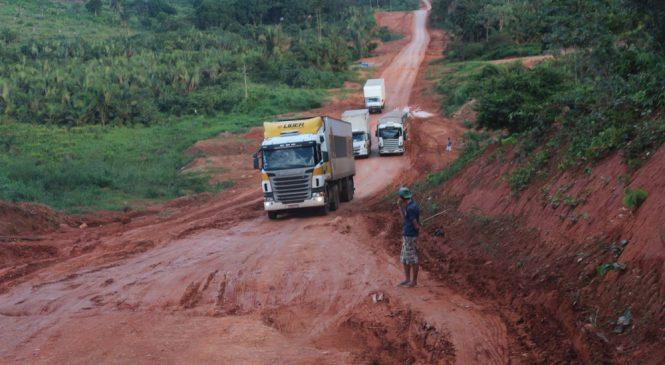 Transamazônica recebe operação de ordenamento do transporte intermunicipal
