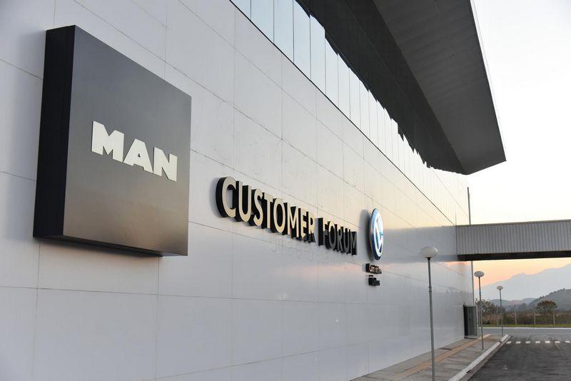 Marcas Volkswagen Caminhões e Ônibus e MAN terão Centro de Atendimento ao Cliente em Resende
