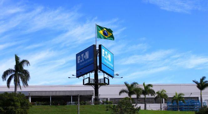 Eaton prevê alta de 13% na produção de pesados