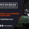 [VÍDEO] Mercedes-Benz anuncia investimento em fábricas brasileiras e lança novidades durante a Fenatran