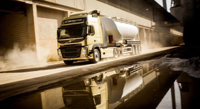Volvo aposta no gás natural liquefeito