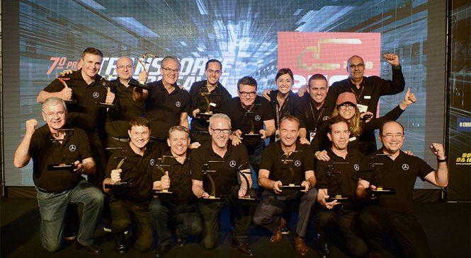 Mercedes-Benz é a grande vencedora do prêmio Best Truck 2018