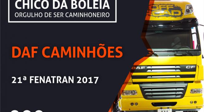 [VÍDEO] DAF Caminhões na 21ª Fenatran