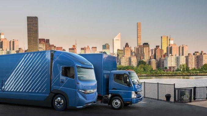 Daimler apresenta seu caminhão pesado 100% elétrico