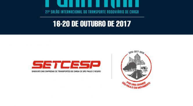 SETCESP estará na FENATRAN 2017