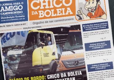 70ª Edição Nacional – Jornal Chico da Boleia