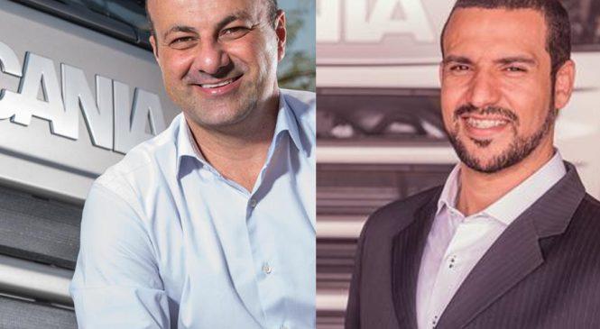 Scania promove mudanças em diretoria no Brasil