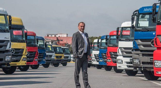 Mercedes-Benz vai investir R$ 2,4 bilhões em veículos comerciais nos próximos cinco anos