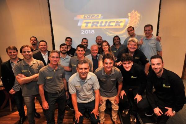 Copa Truck vira Brasileiro e amplia calendário em 2018