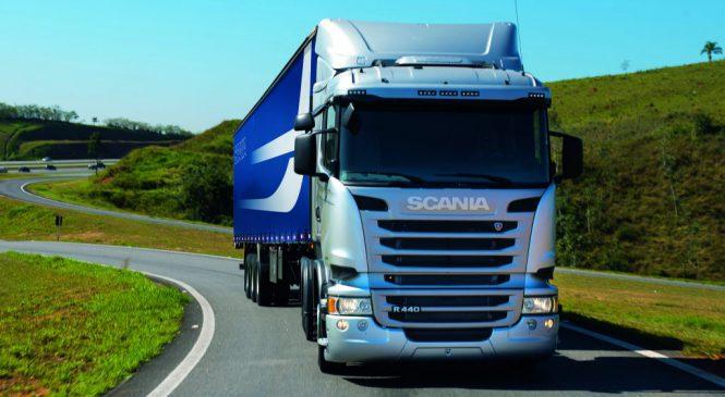Scania R440: o mais vendido na história da marca no País.