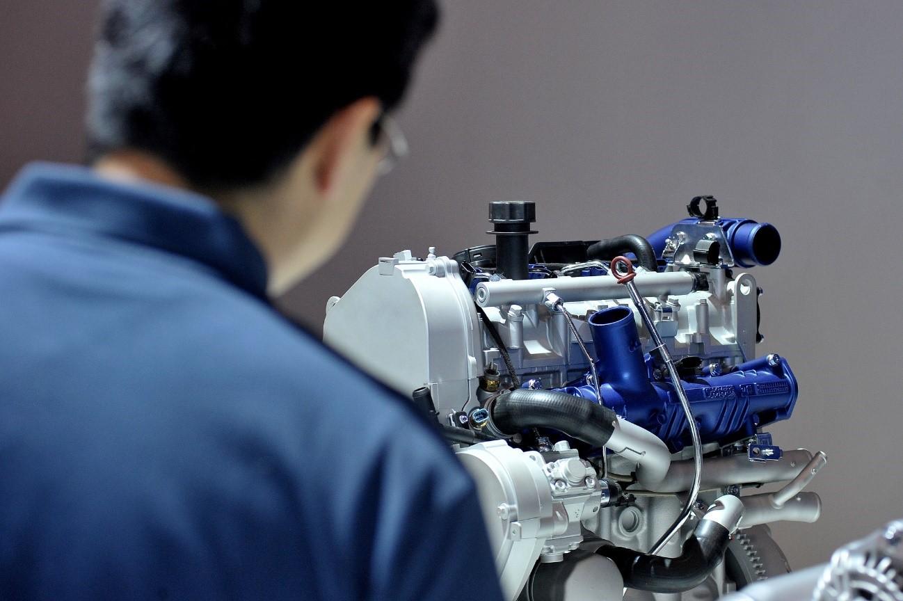 Como funciona um motor de Combustão Interna?