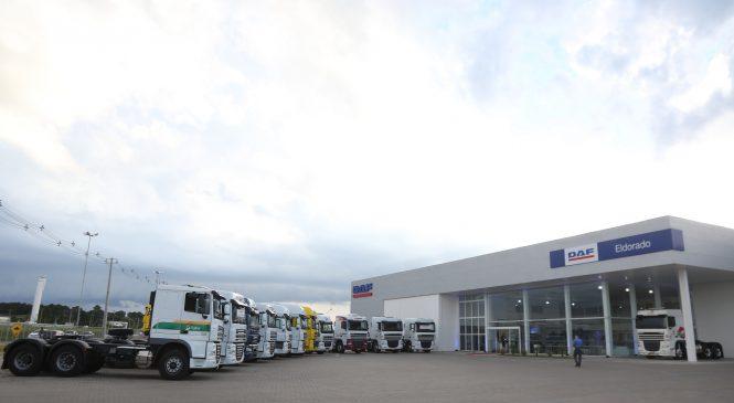 DAF Eldorado inaugura novas instalações em Eldorado do Sul (RS)