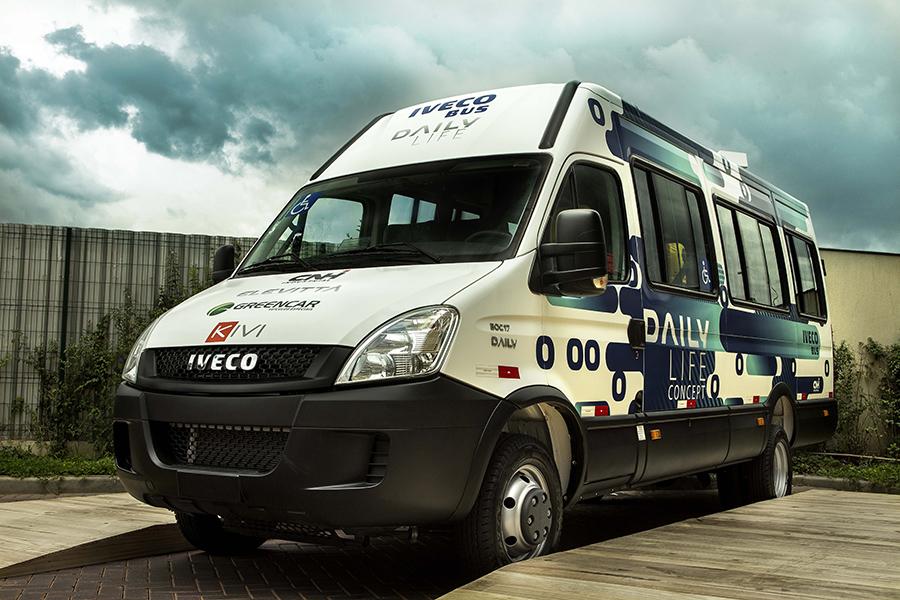 IVECO BUS inaugura nova era no segmento de veículos acessíveis com o conceito Daily Life