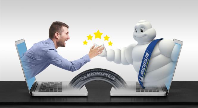 Michelin se torna mais rápida e eficiente