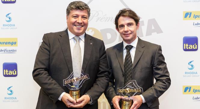Scania conquista prêmios de Empresa Exportadora e Melhor Caminhão