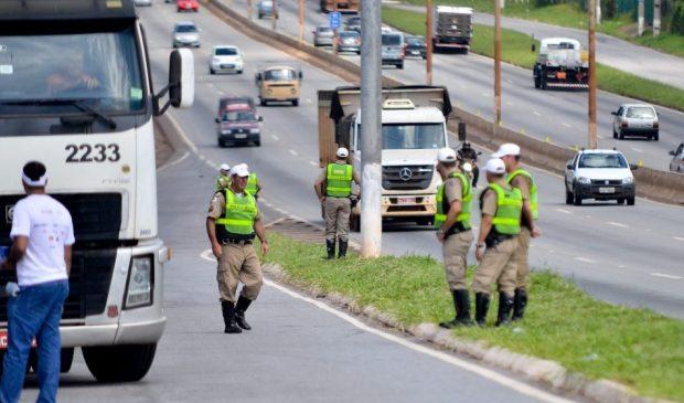 BHTrans define locais para caminhões durante restrição no Anel