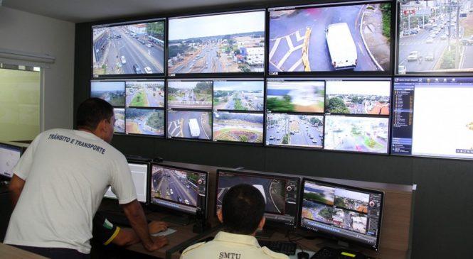 Caminhões serão multados por câmeras a partir do dia 1º de dezembro em Cuiabá