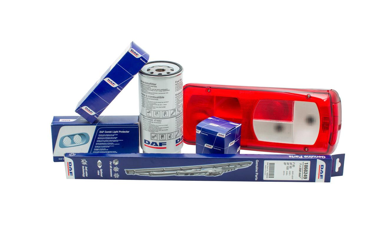 PACCAR Parts oferece promoção em peças multimarcas TRP e Genuínas DAF