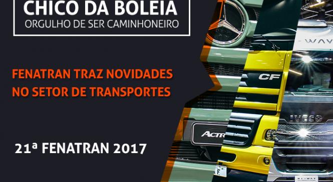 [VÍDEO] 21ª FENATRAN LANÇAMENTOS 2017