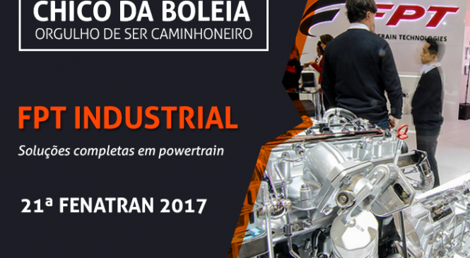 [VÍDEO] FPT Industrial apresenta soluções completas em powertrain na Fenatran