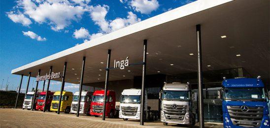 Mercedes-Benz prevê 10% de aumento nas vendas de  caminhões extrapesados no Paraná em 2018